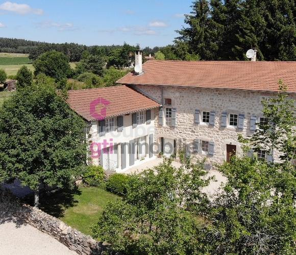 Vente Maison 9 pièces 300m² Craponne-sur-Arzon (43500) - photo