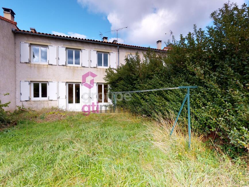 Vente Maison 4 pièces 95m² La Chaise-Dieu (43160) - photo