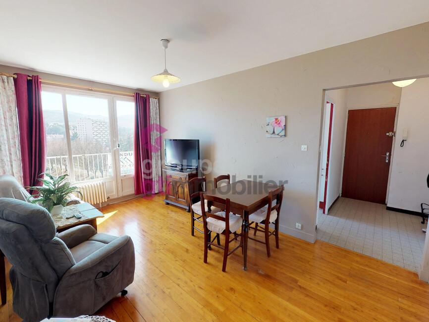 Vente Appartement 2 pièces 46m² Saint-Étienne (42100) - photo