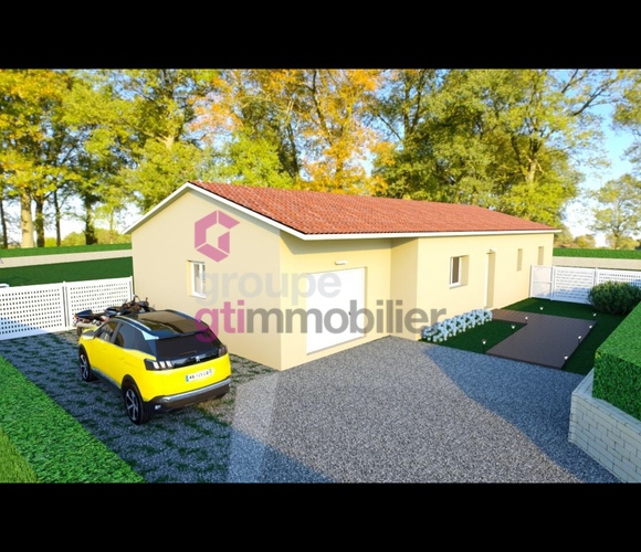 Vente Maison 5 pièces 90m² Essertines-en-Châtelneuf (42600) - photo