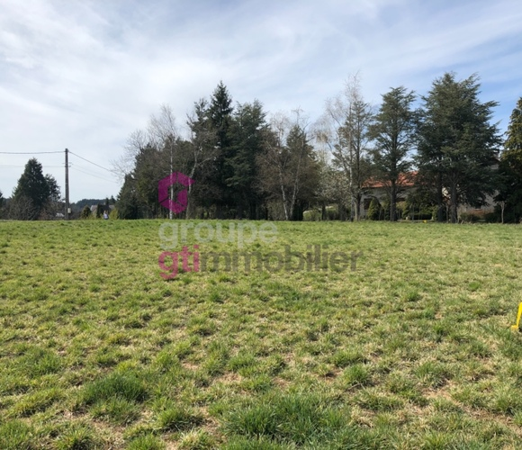 Vente Terrain 960m² Yssingeaux (43200) - photo