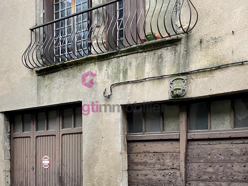 Vente Immeuble 6 pièces 450m² Courpière (63120) - photo