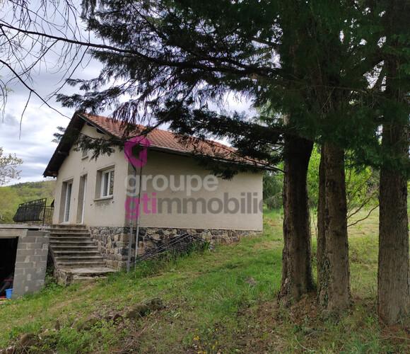 Vente Maison 3 pièces 60m² Rosières (43800) - photo