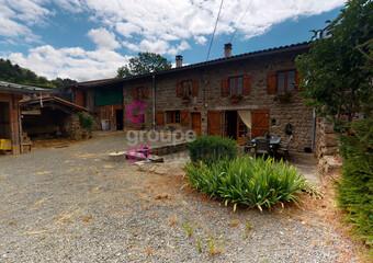 Vente Maison 6 pièces 90m² Sauvain (42990) - Photo 1