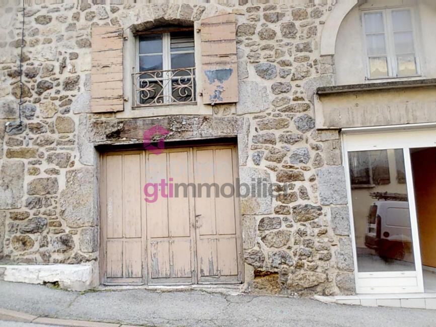 Vente Maison 6 pièces 183m² Annonay (07100) - photo