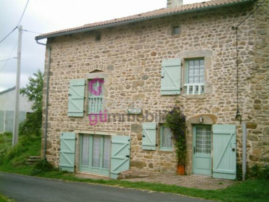 Vente Maison 5 pièces 100m² Saint-Germain-l'Herm (63630) - photo