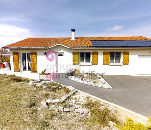 Vente Maison 4 pièces 102m² Dunières (43220) - photo