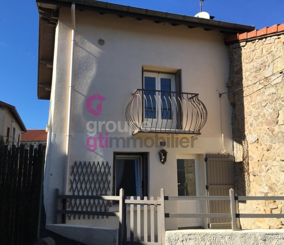 Vente Maison 3 pièces 80m² Aurec-sur-Loire (43110) - photo