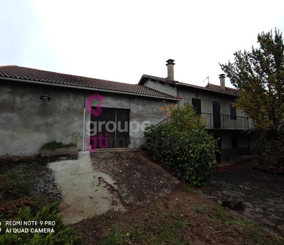 Vente Maison 10 pièces 160m² Grazac (43200) - photo