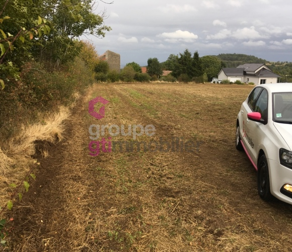 Vente Terrain 1 410m² Loubeyrat (63410) - photo