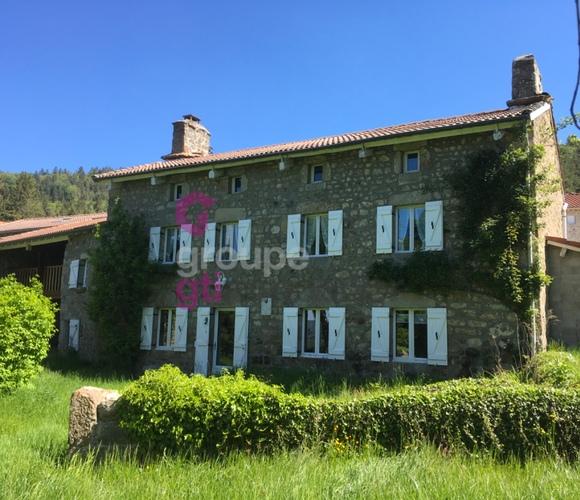 Vente Maison 4 pièces 111m² Saillant (63840) - photo