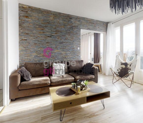 Vente Appartement 5 pièces 75m² Annonay (07100) - photo