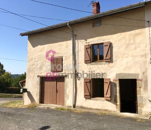 Vente Maison 3 pièces 55m² Courpière (63120) - photo