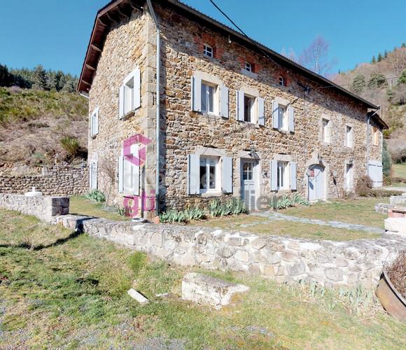 Vente Maison 10 pièces 253m² Allègre (43270) - photo