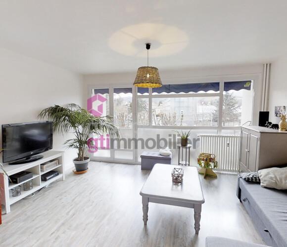 Vente Appartement 4 pièces 81m² Firminy (42700) - photo