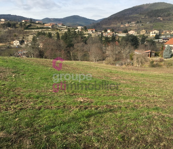 Vente Terrain 745m² Annonay (07100) - photo