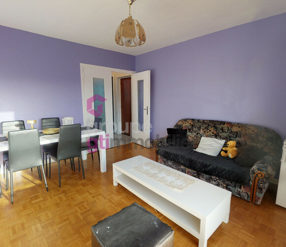 Vente Appartement 3 pièces 54m² Saint-Étienne (42000) - photo