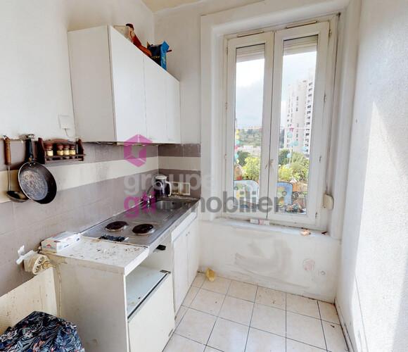 Vente Appartement 2 pièces 26m² Saint-Étienne (42100) - photo