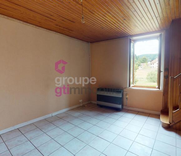 Vente Appartement 3 pièces 70m² Le Brugeron (63880) - photo