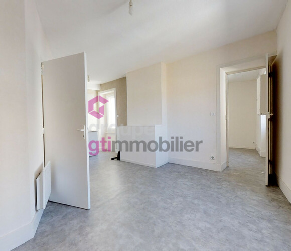 Vente Appartement 2 pièces 34m² Annonay (07100) - photo