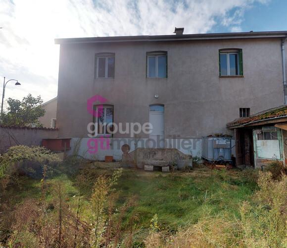 Vente Maison 5 pièces 100m² Saint-Marcellin-en-Forez (42680) - photo