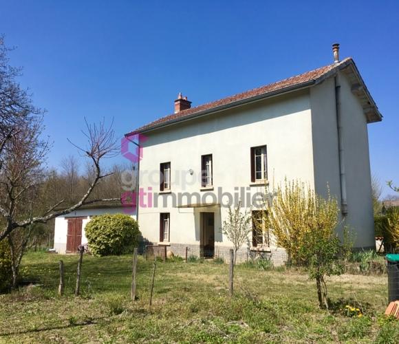 Vente Maison 82m² Orléat (63190) - photo