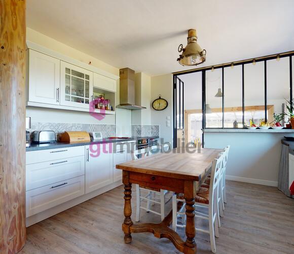 Vente Maison 95m² Périgneux (42380) - photo