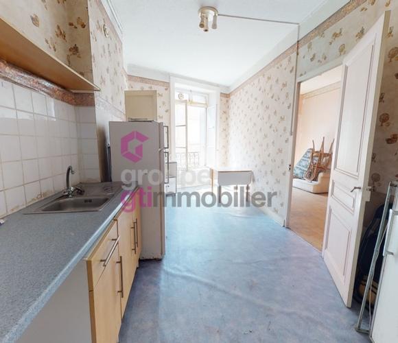 Vente Appartement 2 pièces 62m² Saint-Étienne (42100) - photo
