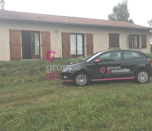 Vente Maison 5 pièces Arlanc (63220) - photo