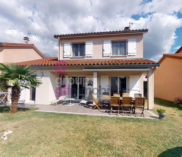 Vente Maison 4 pièces 105m² Andrézieux-Bouthéon (42160) - photo