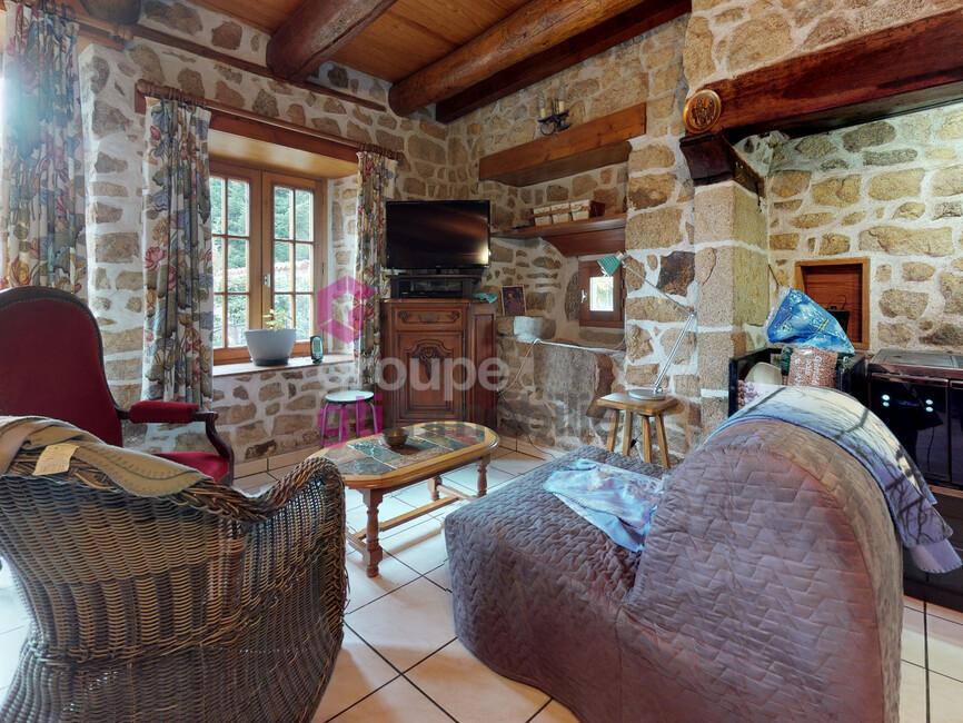 Vente Maison 11 pièces 237m² Cunlhat (63590) - photo