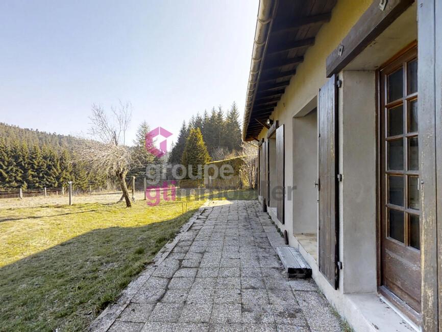 Vente Maison 4 pièces 100m² A 5 Kms de Riotord pleine campagne - photo
