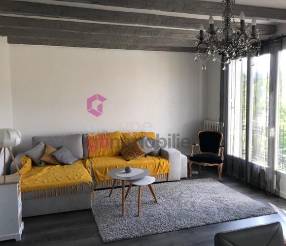Vente Appartement 4 pièces 87m² La Ricamarie (42150) - photo