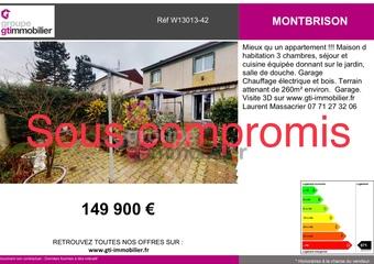 Vente Maison 82m² Montbrison (42600) - Photo 1