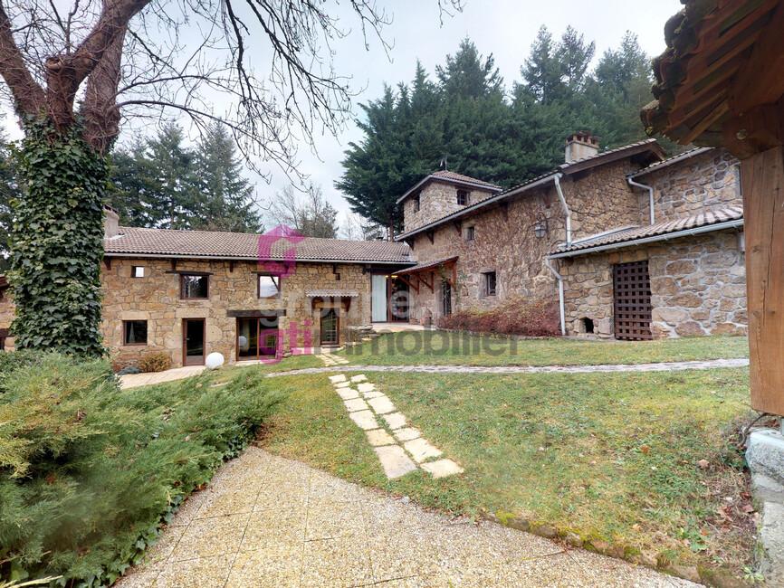 Vente Maison 10 pièces 220m² Monistrol-sur-Loire (43120) - photo