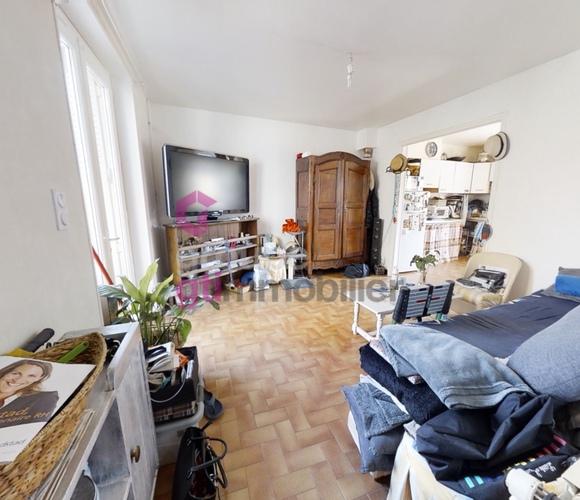 Vente Maison 3 pièces 70m² Andance (07340) - photo