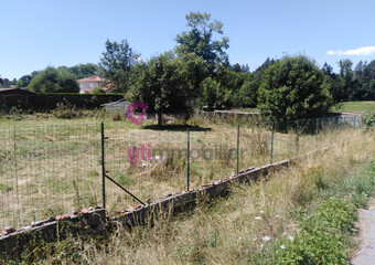 Vente Terrain 837m² Lapte (43200) - Photo 1