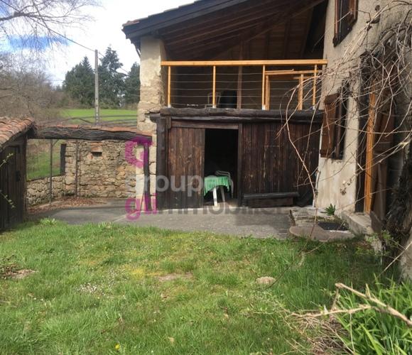 Vente Maison 6 pièces 200m² Saint-Martin-des-Olmes (63600) - photo
