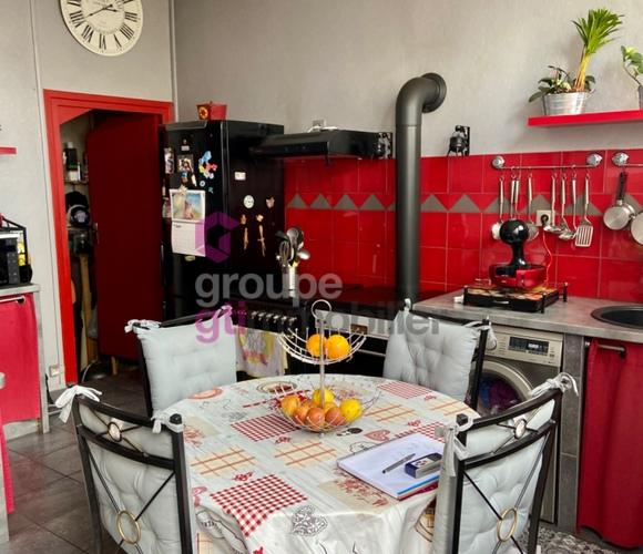 Vente Maison 2 pièces 65m² Courpière (63120) - photo