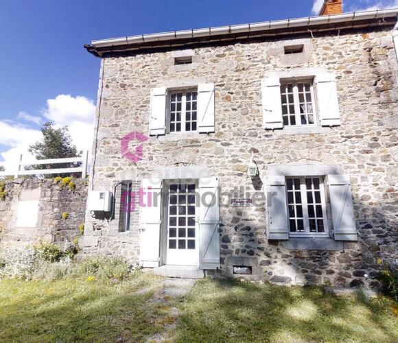 Vente Maison 4 pièces 98m² Dunières (43220) - photo