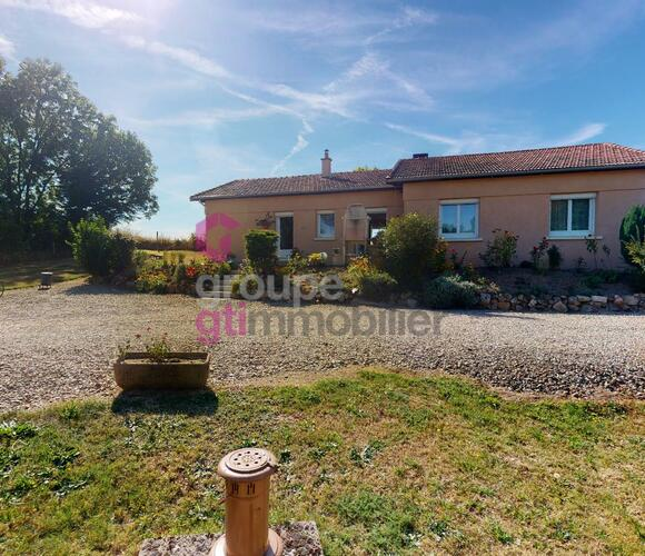 Vente Maison 5 pièces 100m² Apinac (42550) - photo