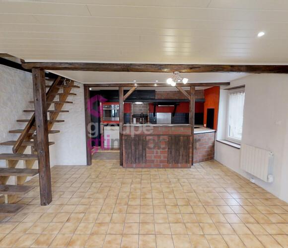 Vente Maison 5 pièces 95m² Courpière (63120) - photo