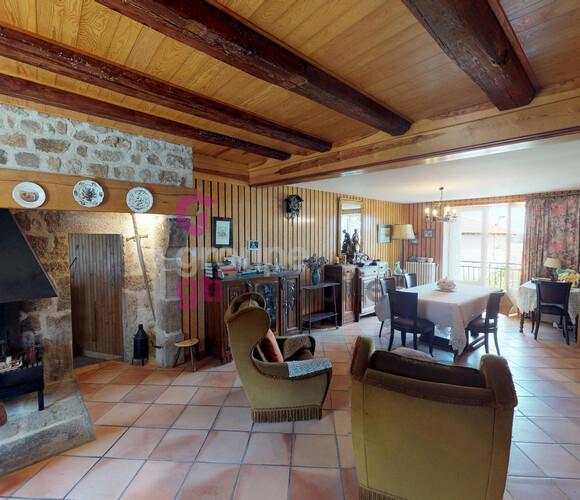 Vente Maison 8 pièces 230m² Apinac (42550) - photo