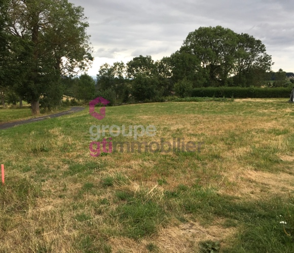 Vente Terrain 1 610m² Monistrol-sur-Loire (43120) - photo