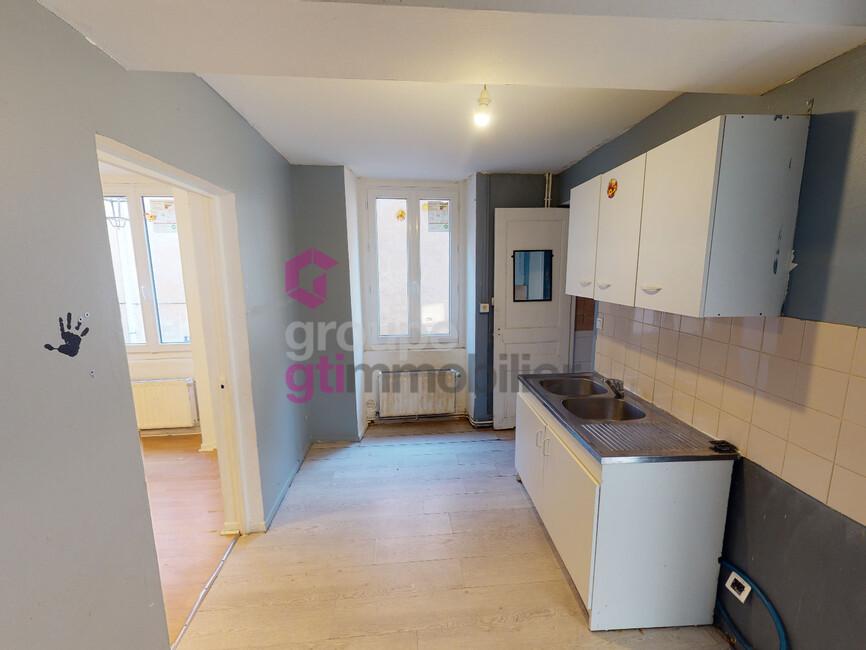 Vente Maison 5 pièces 150m² Saint-Just-Saint-Rambert (42170) - photo