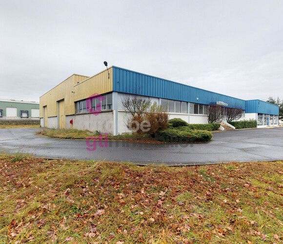 Vente Local industriel 850m² Saint-Germain-Laprade (43700) - photo