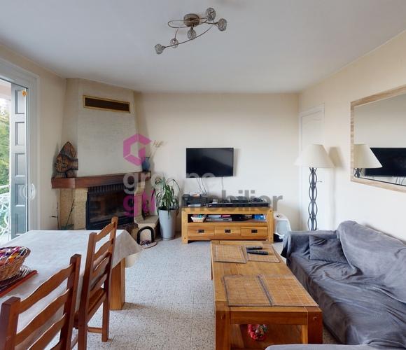 Vente Maison 4 pièces 70m² Luriecq (42380) - photo