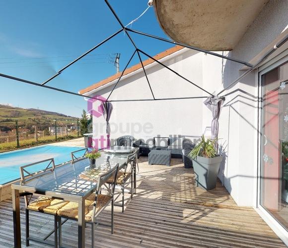 Vente Maison 4 pièces 88m² Saint-Chamond (42400) - photo