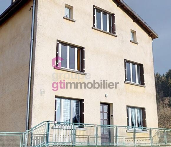 Vente Maison 10 pièces 260m² Ambert (63600) - photo
