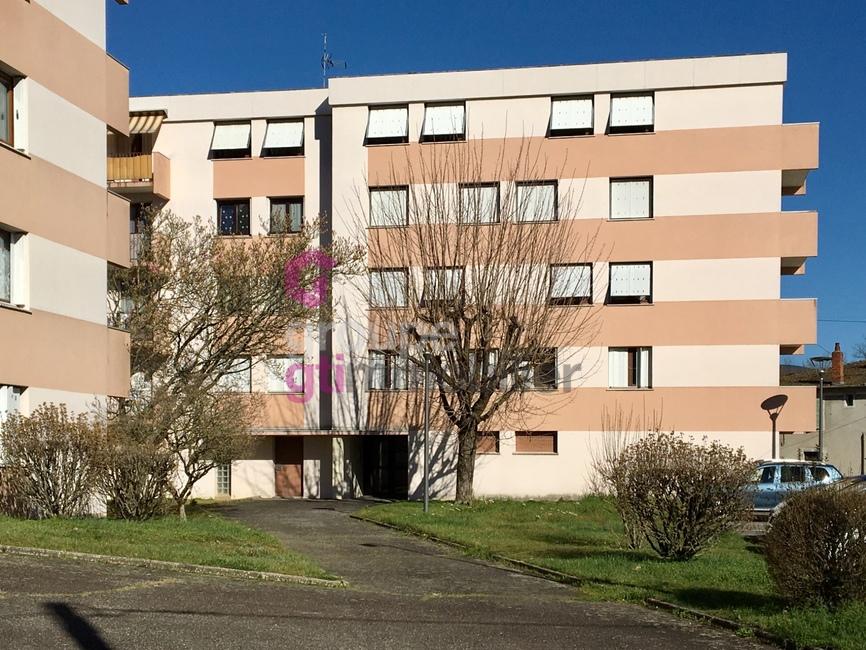 Vente Appartement 3 pièces 69m² Courpière (63120) - photo